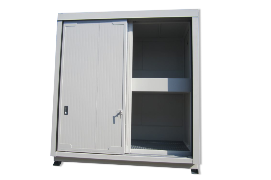 Milieucontainers   Opslagcontainers